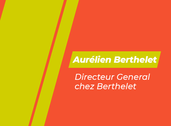 Interview Aurélien Berthelet